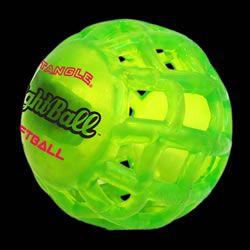 Glow-in-the-Dark Nightball - Softball by Tangle