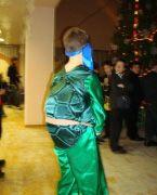 Как сделать костюм Черепашки ниндзя - ФОТО