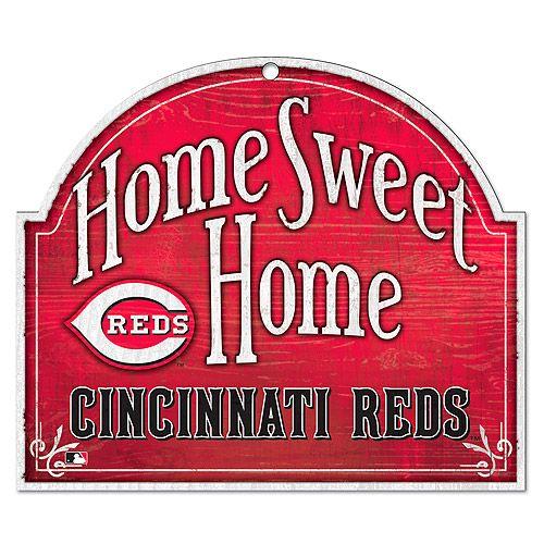 Cincinnati Reds!! Mom watches the reds every night!! Go Reds!