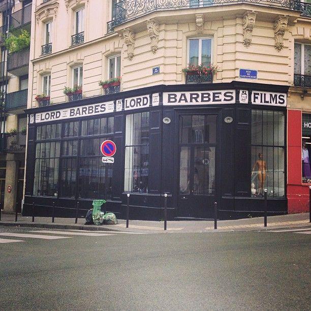 21 beste afbeeldingen over op naar parijs op pinterest - 30 avenue de la porte de clignancourt ...