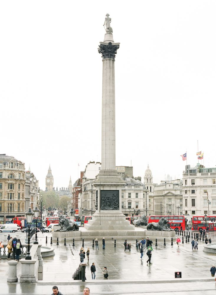 Nelson's Column (elementos decorativos do helenismo)
