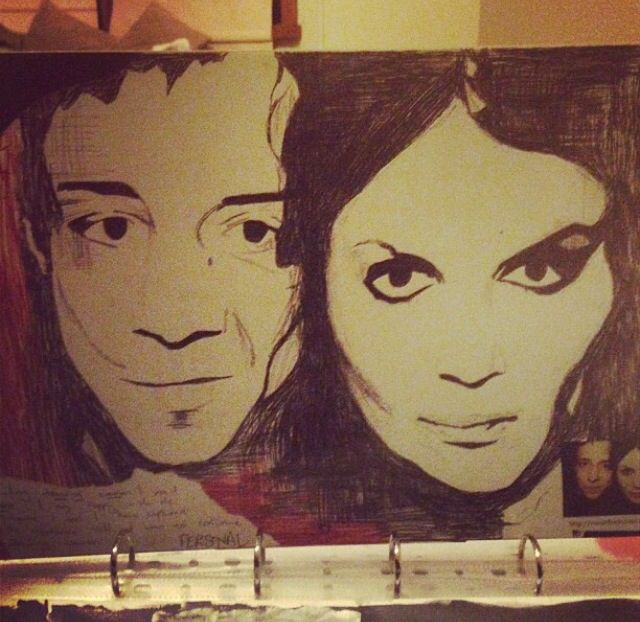 The kills biro portraits