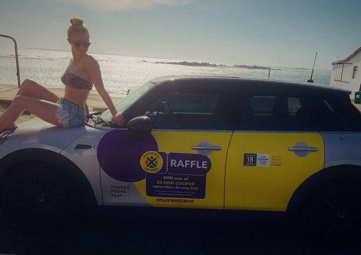 Our #MINIRAFFLE influencers are getting paid to get the conversation started. REGISTER: www.brandyourcar.com #EarnExtraCash