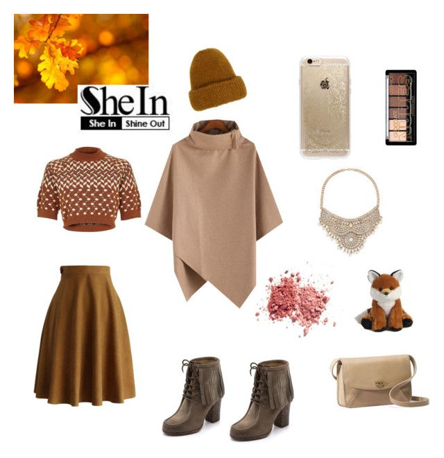 """""""Fall giveaway"""" by chichi2014 ❤ liked on Polyvore featuring Chicwish, Tak.Ori, River Island, Frye, Rifle Paper Co, Bebe and UGG Australia"""