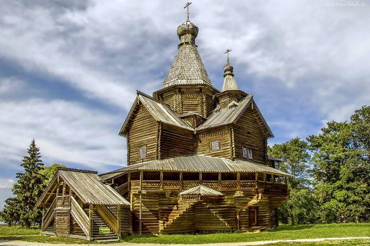 Cerkiew, Niebo