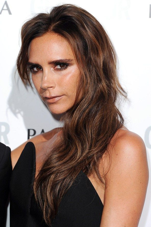 The brow is back (thanks to everyone's favourite model of the moment, Cara Delevingne), and everyone's been upping the ante on the eyebrow pencil of late, including Woman of the Decade Victoria Beckham at the GLAMOUR Awards ceremony