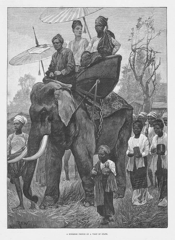 Last king of Burma