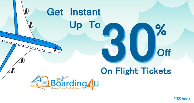 Enjoy this summer with cool offers,get flat upto 30% Off on Bus tickets.No wallet,No min ticket price.Hurry before it ends. #busoffers#offersonflight #flightoffers #cheaflights   https://www.boarding4u.com/
