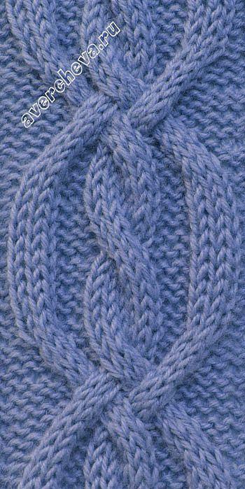 316 Spit ancho del patrón de bucles 20   patrón de tejer con agujas directorio