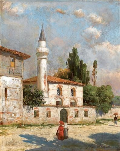 Ali Rıza HOCA - Sanatçı Detayı - Turkish Paintings www.turkishpaintings.com396 × 499Buscar por imagen