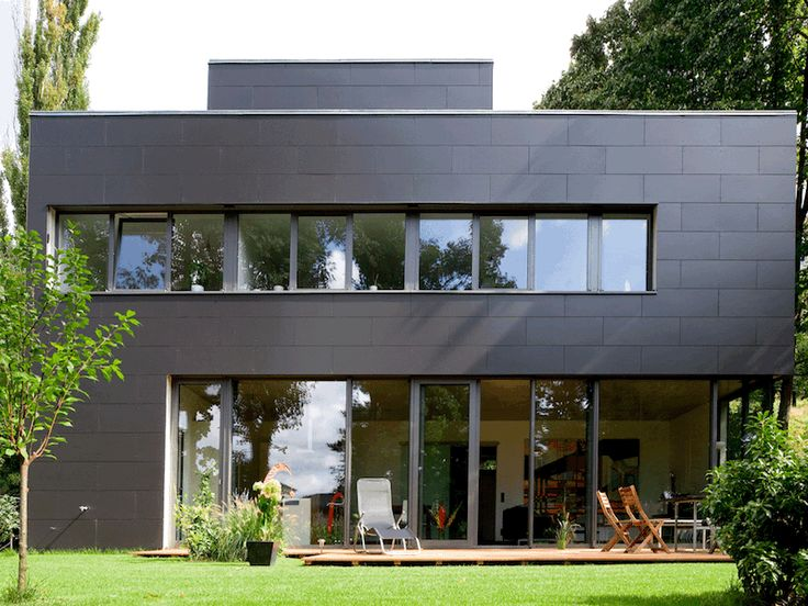die besten 25 fassadenverkleidung ideen auf pinterest. Black Bedroom Furniture Sets. Home Design Ideas