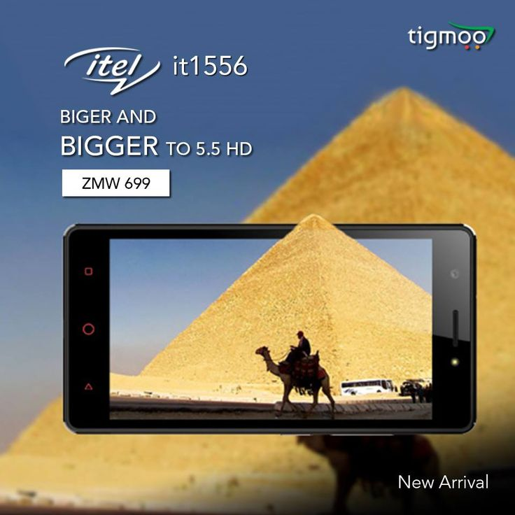 #Itel #It1556Plus 8 GB in black colour is available at #tigmoo now!  #NewArrival #itelMobile: https://www.tigmoo.com/itel-it1556-plus-8-gb-black.html