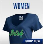 Notre Dame Apparel - Shop University of Notre Dame Gear, Shamrock Series Clothing, Store, Merchandise, Gifts
