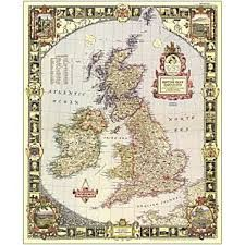 The various accents of the British Isles - listen here.