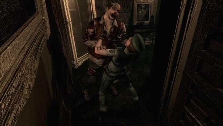 Das Spiel Resident Evil wurde von Shinji Mikami vom Entwicklerstudio Capcom ursprünglich für die Playstation entwickelt. Ein Jahr später erschien das Spiel für PC.  Resident Evil ist der Klassiker des Horrorgenres schlechthin. B-Film-Dialoge, viele Zombies, gekoppelt mit kniffligen Rätseln. Die Story hat sich im Vergleich zum alten Resident Evil nicht verändert.   #Horror #Resident Evil Remastered