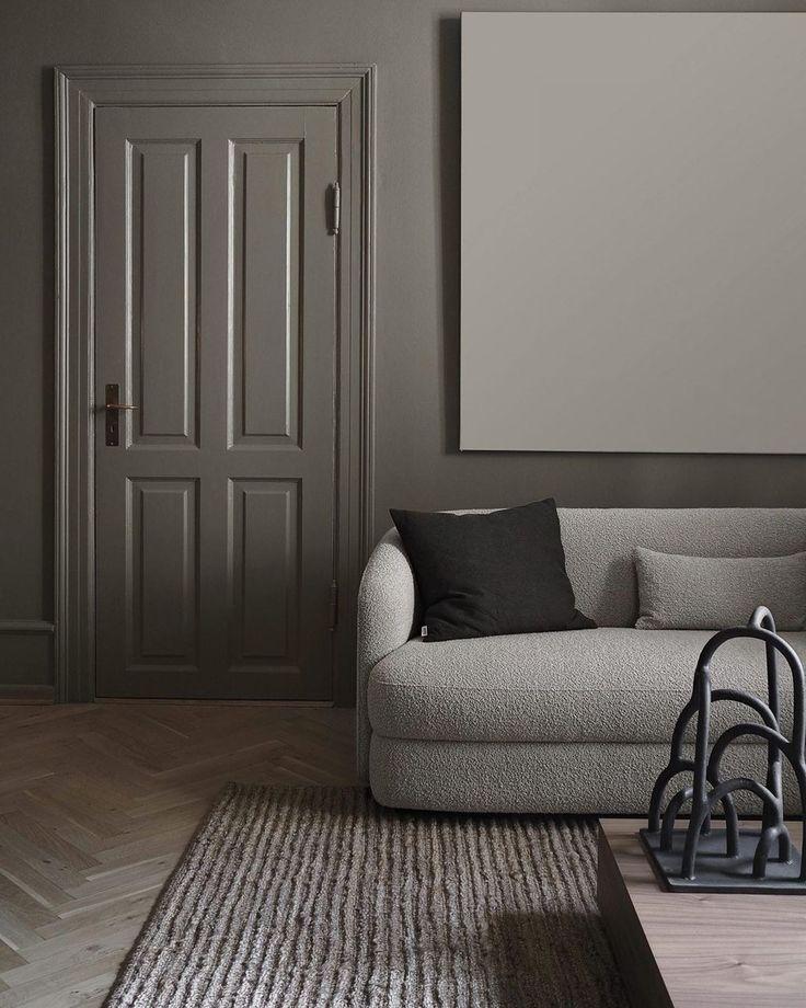 Farbe Naturell Der Farbton Felsgrau Bild 4 Schonerwohnen Beautiful Living Home Decor Interior