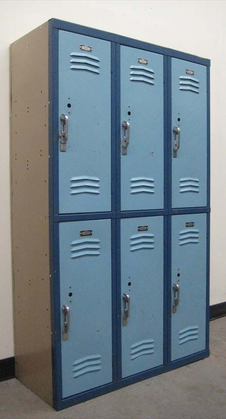 New and used school lockers for sale in all shapes, colors and  sizes  at…