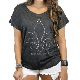 The Kappa Kappa Gamma Metallic Slouchy Sorority T-Shirt is great for going to class or just hanging out. This relaxed fit shirt is perfect for an everyday casual look. #dormify #greek #KKG http://www.dormify.com/greek/kappa-kappa-gamma/kappa-kappa-gamma-metallic-slouchy-sorority-t-shirt