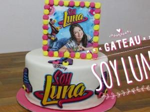 Gâteau Soy Luna Disney Enjoyphoenix • Hellocoton.fr