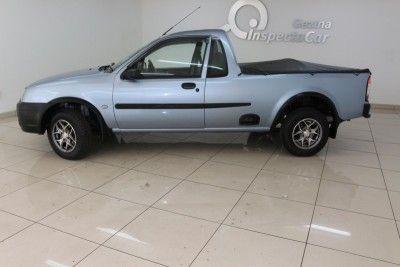 2010 Ford Bantam 1.3i Ac Pu Sc  Gauteng Pretoria_2