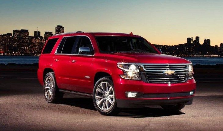 2020 Chevrolet Tahoe Overview Price And Release Date Chevy