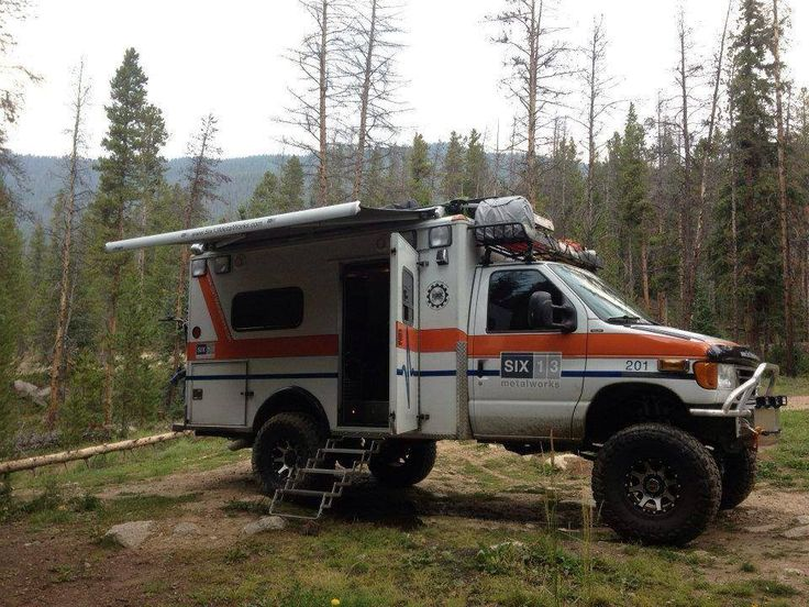 Repurposed Ambulance as a Camper/Bug Out Vehicle ...