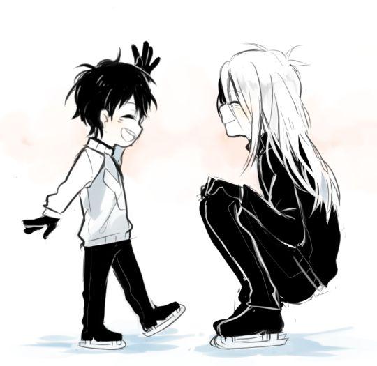 BEPO|Yuri!!! on Ice||| Victor Nikiforov Yuri Katsuki #Yuri_on_Ice #yurionice