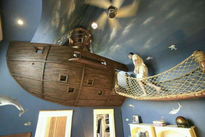 hajó szoba