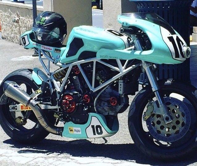 Ducati 1999 Ducati Supersport Ducati Classic Sport 900ss Custom