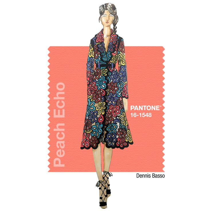 Inspiration: The excitement of all of the cities south of the border… Mexico, Latin America, South America and Cuba. - @dennisbasso #Pantone #FashionColorReport #SS16 #NYFW