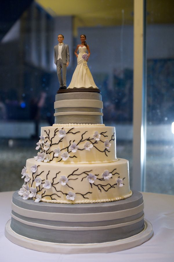 Cake Cake Goddess Baton Rouge LA Wedding Cakes