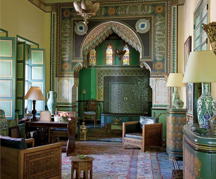 63 best yves saint laurent interior design images on for Salon paris marrakech
