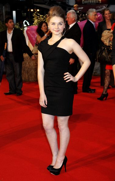 Jessica Barden Photos Photos - Jessica Barden attends the 'Tamara Drewe' UK film premiere in aid of The Princes Foundation at Odeon Leicester Square on September 6, 2010 in London, England. - Tamara Drewe - UK Film Premiere In Aid Of The Princes Foundation - Arrivals