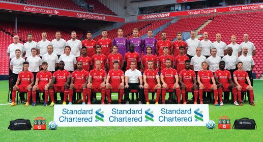 team photo 2014/2015 season