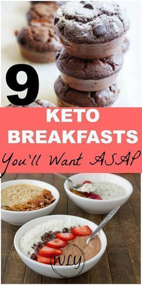9 Yummy Healthy Breakfast Ideas You'll be So Surprised They're Keto