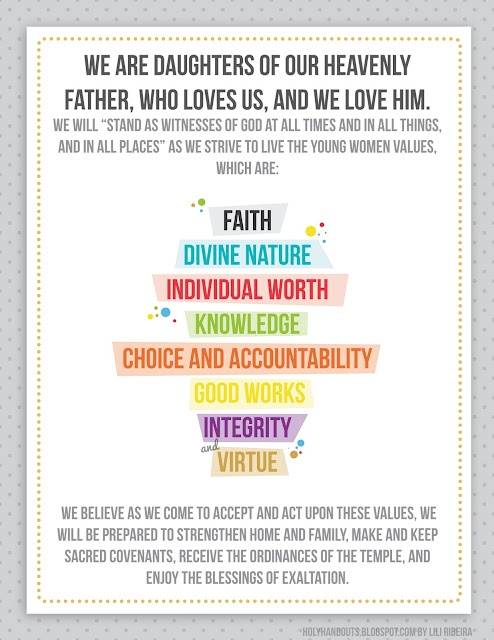 holy handouts! a blog dedicated to handouts for lessons in the lds church. awesome.:  Internet Site,  Website, Young Women Values, Web Site, Lds Quotes, Women Theme, Holy Handouts, Young Women'S, Yw Theme