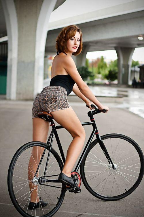 Gay Men In Lycra Bike Shorts