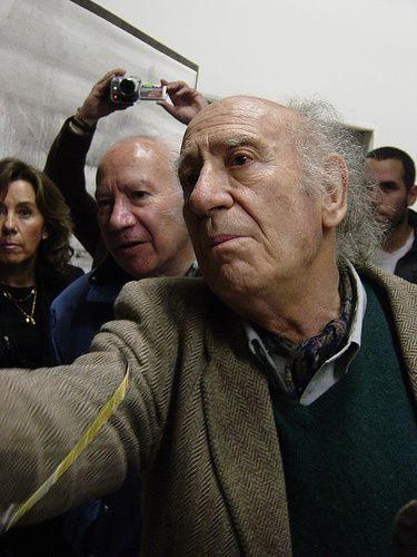JOSE BALMES. La historia de un pueblo en los muros de Chile.Conversación con José Balmes 11 noviembre, 2013