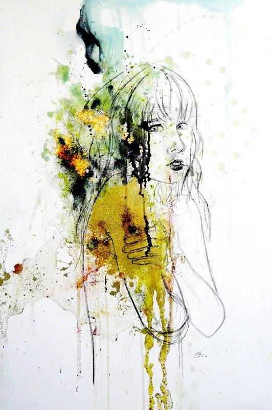 """""""Sudden Cold"""" by Silvia Ilona Klatt"""