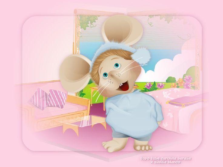 A LA CAMITA descarga la música el besito de las buenas noches del Topo Gigio para los chicos