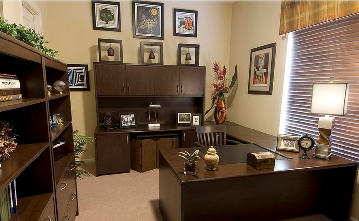 Home office amazing professional office decorating ideas pictures office decorating - Ideeen decor ...