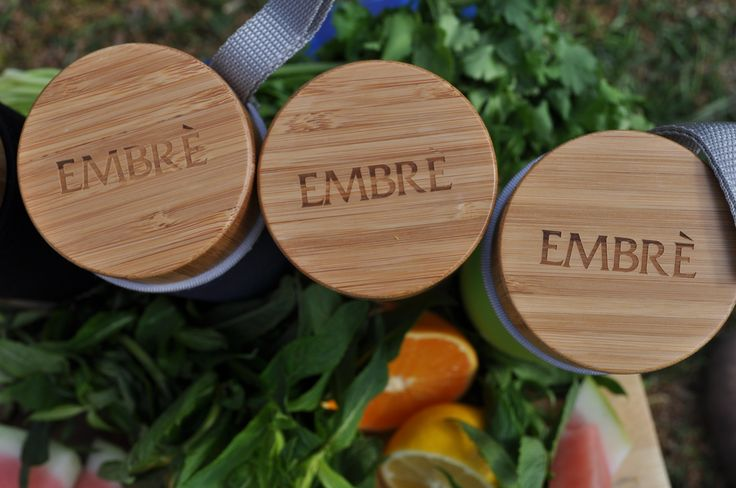 BAMBOO FRUIT INFUSER!  The Chemical Free & Natural Alternative! www.embreteas.com
