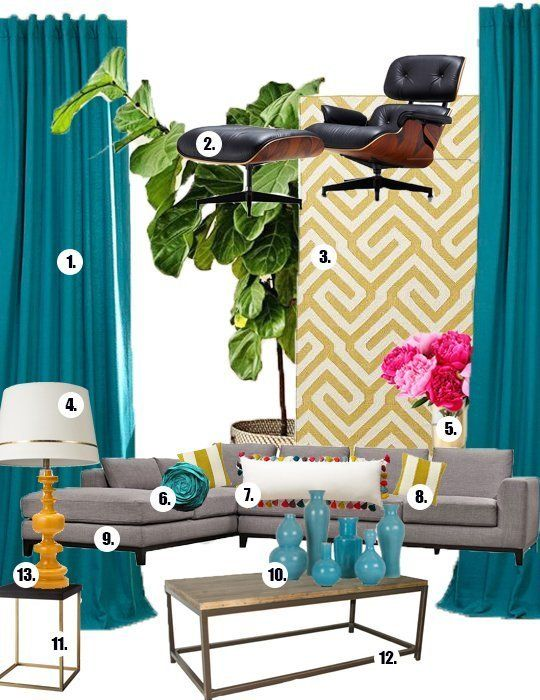 You Complete Me: Ideas for Making a Neutral Room Come to Life