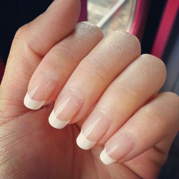 Youtube Sensationail French Manicure 72