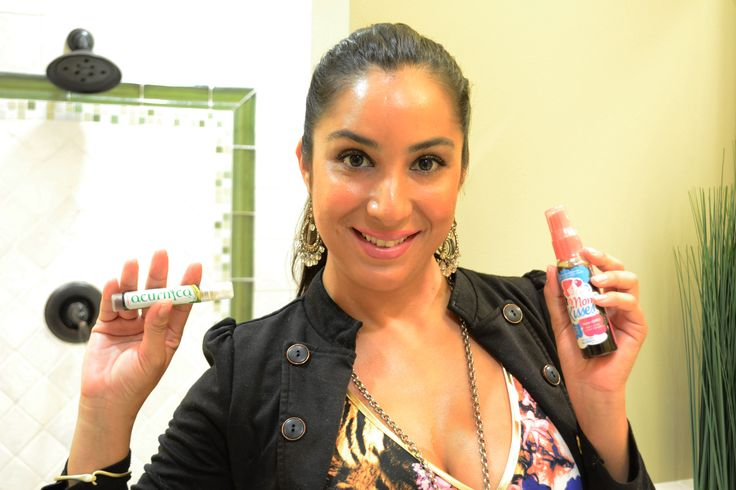 Cool, fantastic Liana Mendoza @mslianamendoza will be using Mom's Kisses for her aches, pains and so she can wear the fabulous high heels! We are so lucky to have her use our products! #naturalpainrelief #redcarpetrelief #nomorebruises