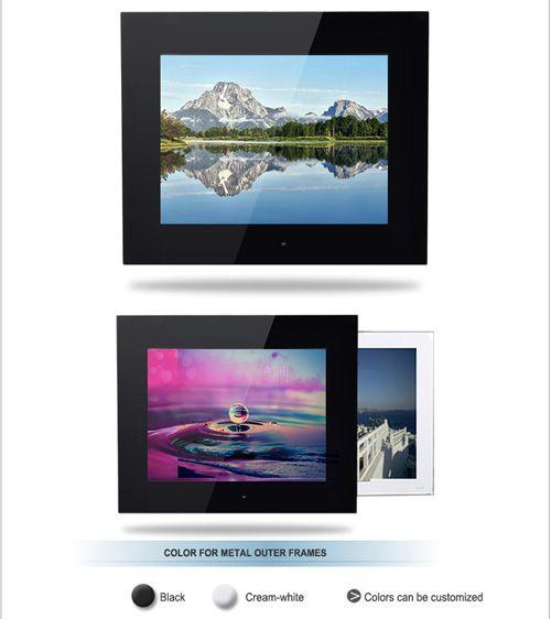 wifi digital photo frame ndc ndpf1900a