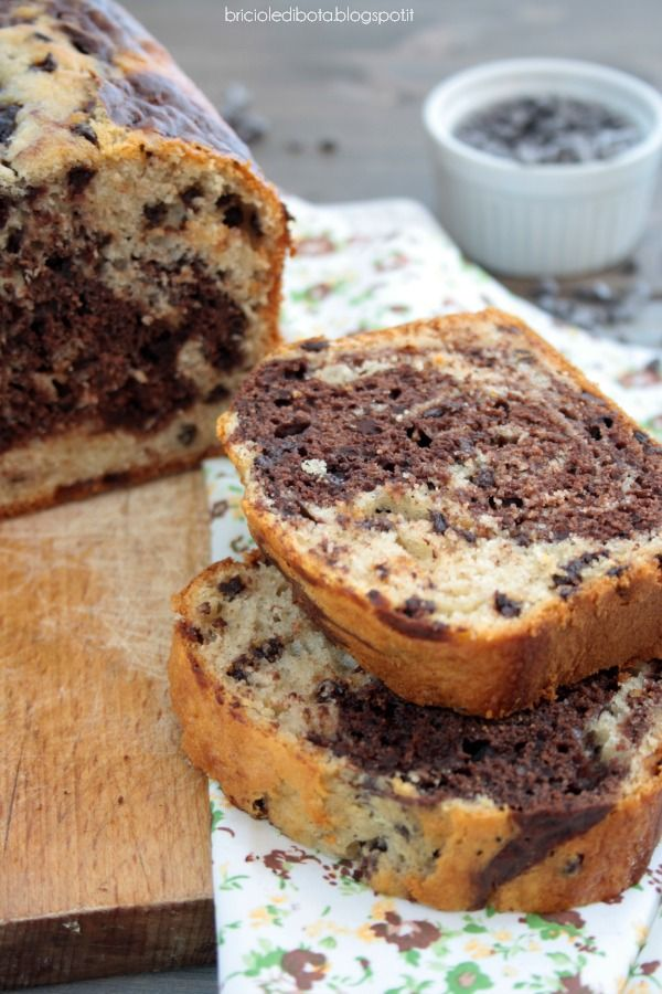 Banana& Chocolate bread