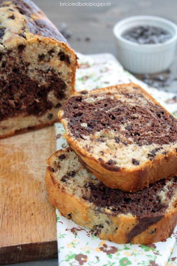 Banana& Chocolate bread