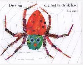 SmartKleuter: De spin die het te druk had.Lesidee