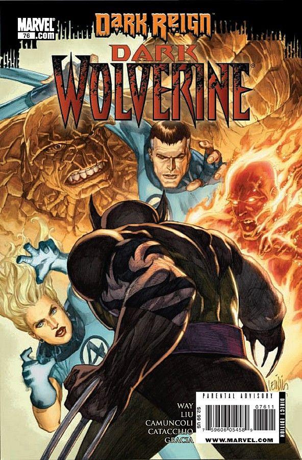 Marvel Dark Wolverine #76
